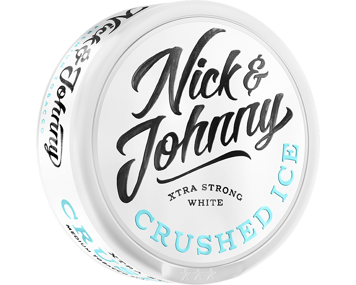 Nick and johnny crushed ice